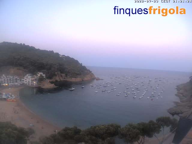Tamariu-Costa-Brava-Webcam