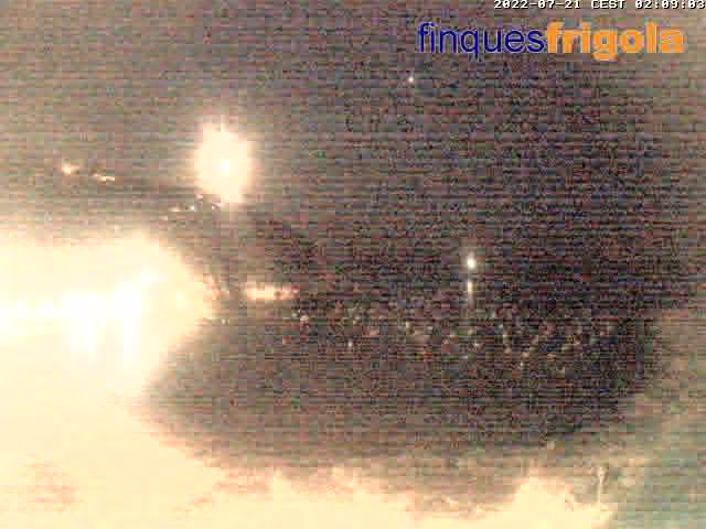 Tamariu   Webcam - Spain